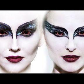 Maquillage Black Swan