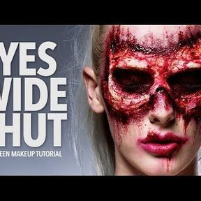 Maquillage Eyes Wide Shut