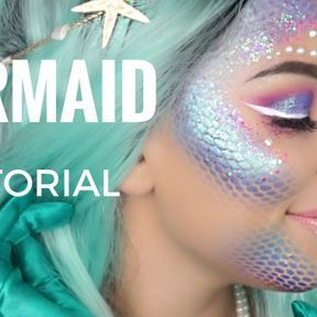 Maquillage Mermaid