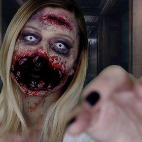 Maquillage Zombie