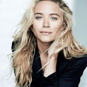 Maquillage nude Ashley Olsen