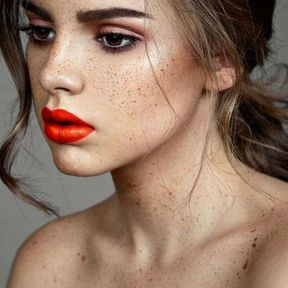 Inspiration maquillage yeux marron