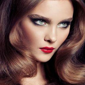 Idée maquillage pour les yeux verts