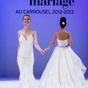 Robe de mariage 2013 © Le salon du mariage
