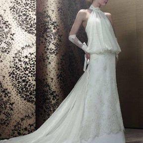 Robe de mariage 2013 © Pronuptia