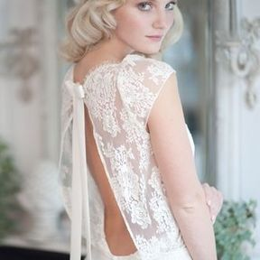 Robe de mariage 2015 @ Fabienne Alagama