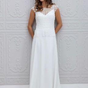 Robe de mariage 2015 @ Marie Laporte