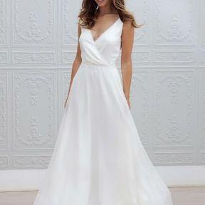 Robe de mariage Automne - Hiver 2015 @ Marie Laporte
