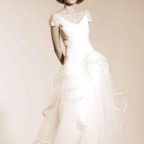 Robe de mariage Automne - Hiver 2015 @ Suzanne Ermann