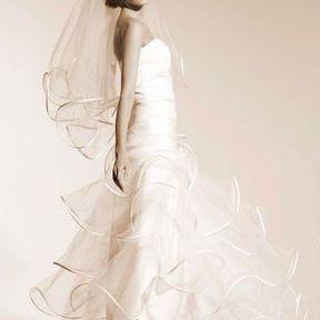 Robe de mariage blanche 2015 @ Suzanne Ermann