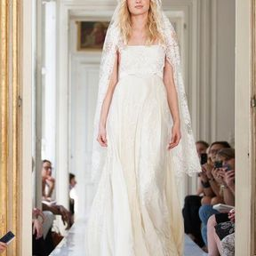 Robe de mariage en dentelle 2013 © Delphine Manivet