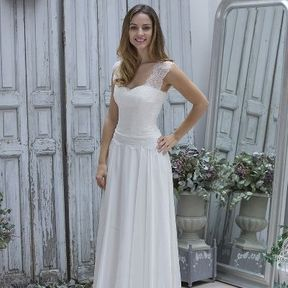 Robe de mariage Marie Laporte printemps été 2014