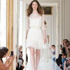 Robe de mariages 2013 dentelle © Delphine Manivet