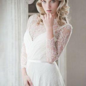 Robe de mariages 2015 @ Fabienne Alagama