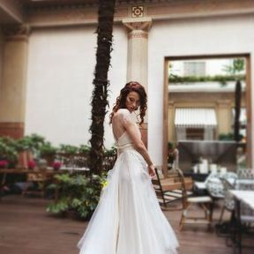 Robe de mariages Automne - Hiver 2015 @ Fanny Liautard