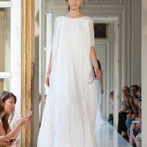 Robe de mariages mousseline 2013 © Delphine Manivet