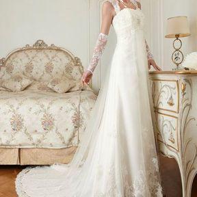 Robe de mariée 2012 © Lady Pearl