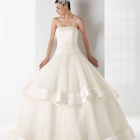 Robe de mariée 2012 ©  Luis Santana