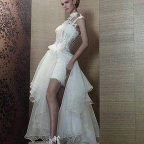 Robe de mariée 2013 © Pronuptia