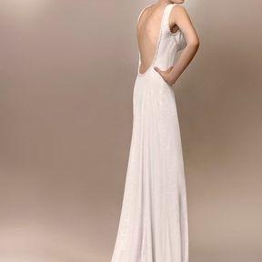 Robe de mariée 2013 soie © Max Chaoul