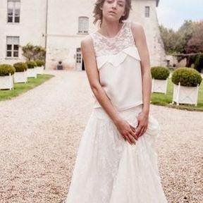 Robe de mariée 2014 Constance Fournier