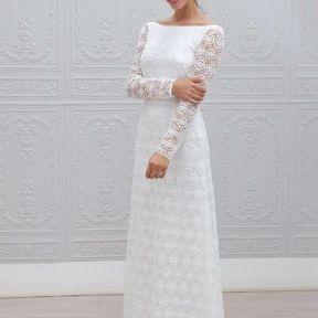 Robe de mariée 2015 @ Marie Laporte