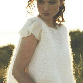 Robe de mariée 2015 @ Sophie Sarfati