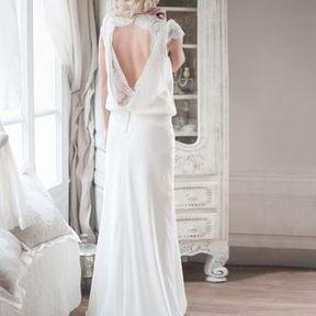 Robe de mariée Automne - Hiver 2015 @ Fabienne Alagama