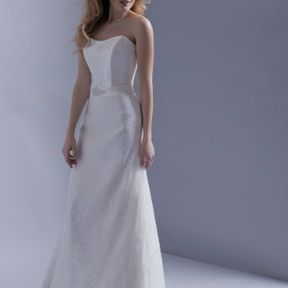 Robe de mariée Automne - Hiver 2015 @ Hervé Mariage
