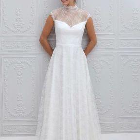 Robe de mariée Automne - Hiver 2015 @ Marie Laporte