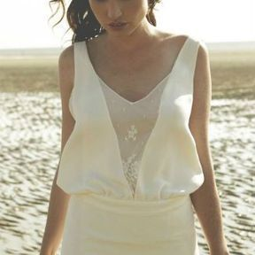 Robe de mariée Automne - Hiver 2015 @ Sophie Sarfati