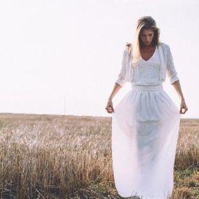 Robe de mariée blanche 2015 @ Lorafolk