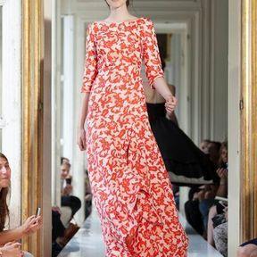 Robe de mariée couleur 2013 © Delphine Manivet