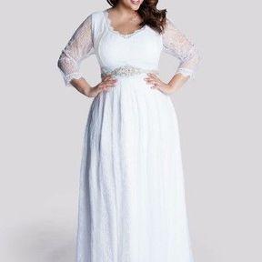 Robe de mariée grande taille Igigi printemps été 2014