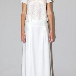 Robe de mariée Lorafolk printemps été 2014