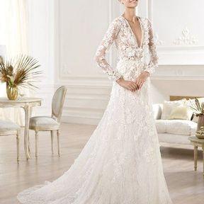 Robe de mariée luxe Elie by Elie Saab 2014