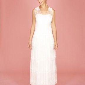 Robe de mariée Soeurs Waziers printemps été 2014