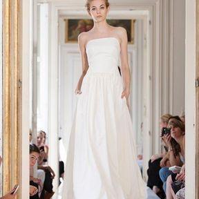 Robe de mariée soie 2013 © Delphine Manivet
