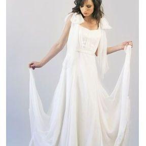 Robe de mariée Sophie Sarfati printemps été 2014