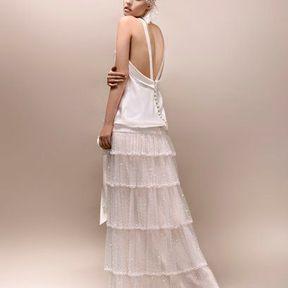 Robe de mariées 2013 en tulle © Max Chaoul
