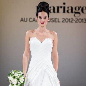Robe de mariées 2013 © Salon du mariage