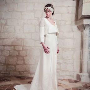 Robe de mariées 2015 @ Constance Fournier