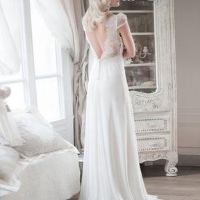 Robe de mariées 2015 @ Fabienne Alagama