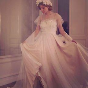 Robe de mariées 2015 @ Fanny Liautard