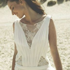 Robe de mariées 2015 @ Sophie Sarfati