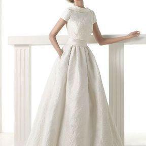 Robe de mariées Automne - Hiver 2015 @ Pronovias