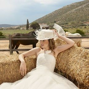 Robe mariage 2012 © Emilie des Pres