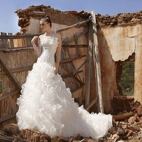Robe mariage 2012 © Philippe Swann