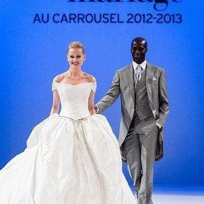 Robe mariage 2013 © Le salon du mariage