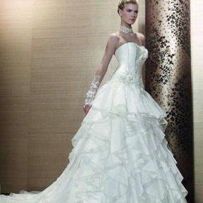 Robe mariage 2013 © Pronuptia